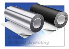 K-FLEX IC CLAD Jacketing