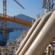 Brunei LNG Cargo Pipe Project